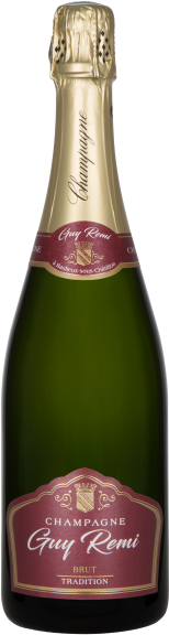 Champagne Guy Remi - Cuvée Brut Tradition